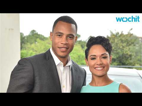 Empire's Grace Gealey Announces She's Engaged to Co-Star Trai Byers on FABLife