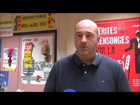 Migrants: l'appel des cheminots de l'Eurostar au gouvernement