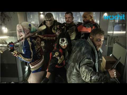 Suicide Squad International Trailer Released