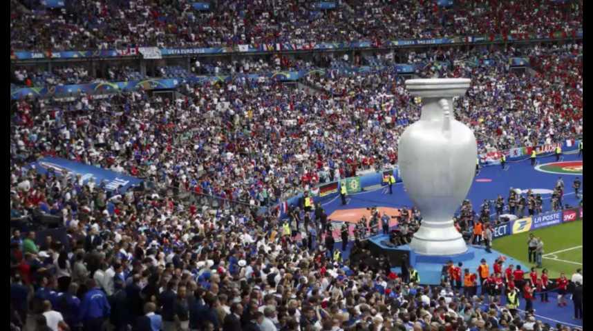 Illustration pour la vidéo Euro 2016 : record d'audience pour M6