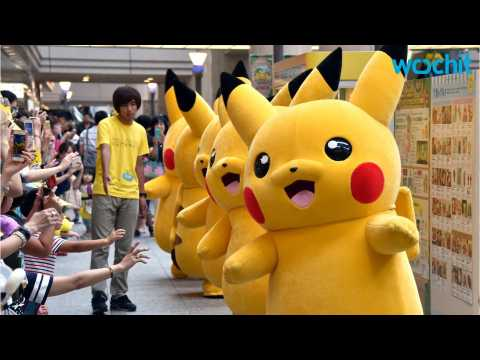 A Live-Action Pokemon Movie is In The Making