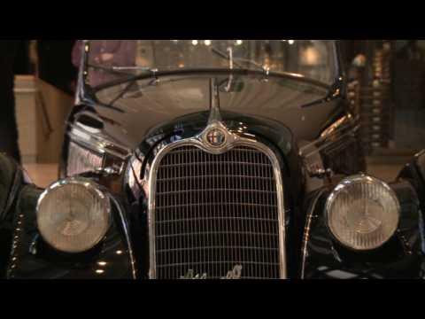 Rare pre-war Alfa Romeo unveiled for auction