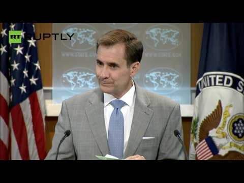 Journo Playing Pokemon Go Interrupts State Department's Daily Briefing