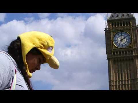 Pokemon craze grips the world