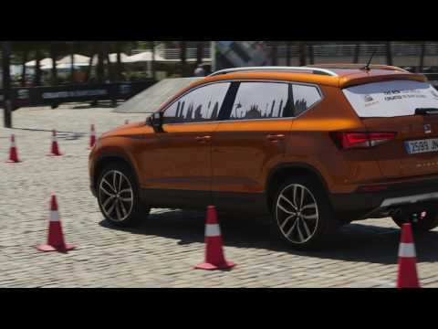 Seat - Can you drive a car without seeing through the windows | AutoMotoTV