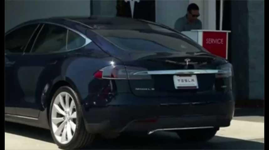 Illustration pour la vidéo Le « master plan » du patron de Tesla