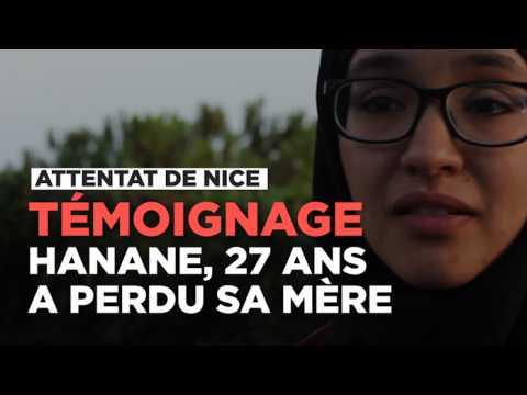 """""""Ma mère a été tuée à Nice. Un passant m'a dit 'On ne veut plus de vous ici'"""""""