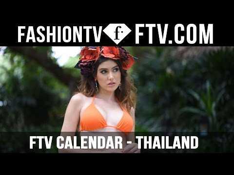 FashionTV Calendar Thailand 4K - HOT! | FTV.com