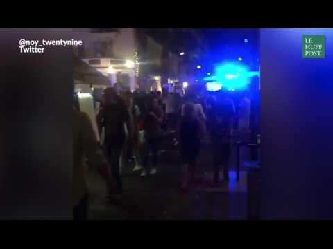 Mouvement de panique à Juan-les-Pins après des bruits de pétards