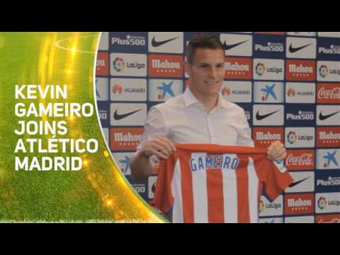Gameiro at Atlético: I know that I'll win titles here