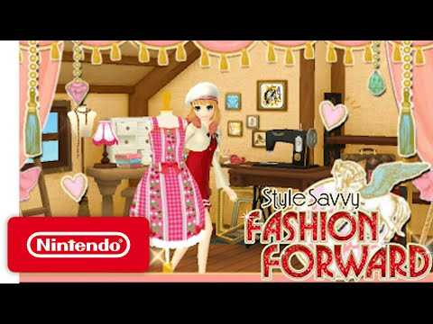 Style Savvy: Fashion Forward - Show off Your Sense of Style