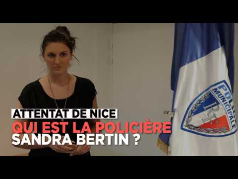 Nice : qui est la policière municipale Sandra Bertin ?