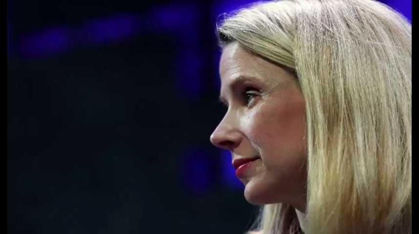 Illustration pour la vidéo Marissa Mayer : chute d'une étoile montante de la Silicon Valley