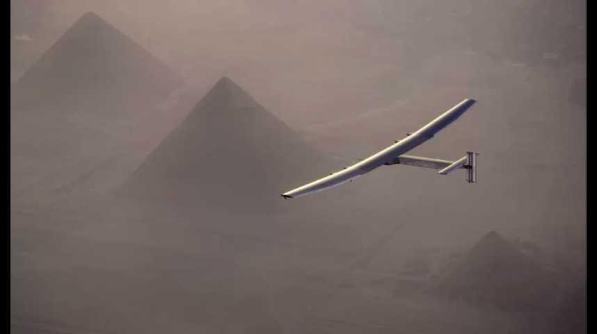 Illustration pour la vidéo Solar Impulse : derrière le rêve, quelles avancées technologiques ?