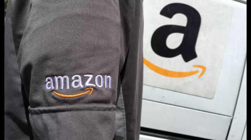 Illustration pour la vidéo Livraison par drones : Amazon annonce un programme de tests au Royaume-Uni