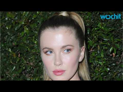 Ireland Baldwin Poses Almost Completely Nude for Treats! Magazine