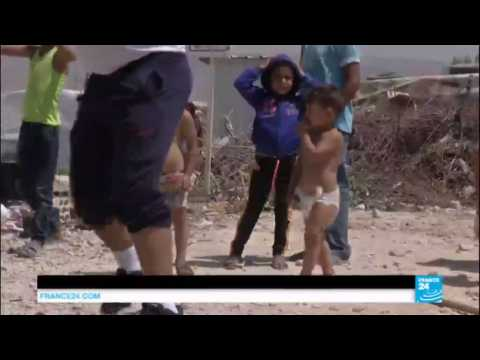 War in Syria: 1 million Syrian refugee children are out of school