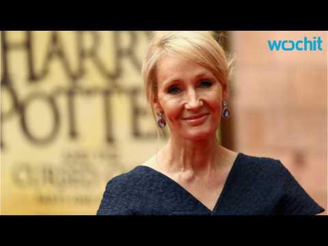 "J.K. Rowling Planning Second ""Fantastic Beasts"" Film"