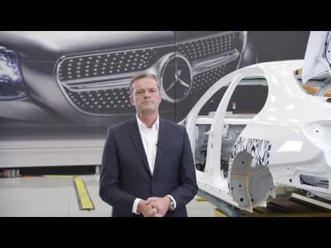 Mercedes-Benz Industrie 4.0 - Interview Markus Schäfer | AutoMotoTV
