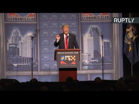 Trump Vows to Increase Childcare Support and Decrease Tax on Business