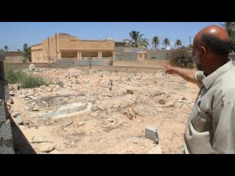 Libya's Misrata pays price in fight against IS