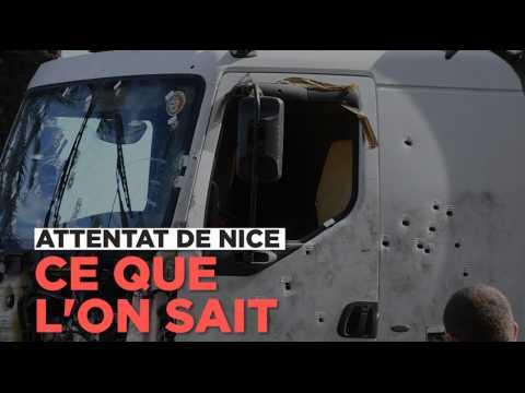 Attentat de Nice : ce que l'on sait des faits et de Mohamed Lahouaiej Bouhlel