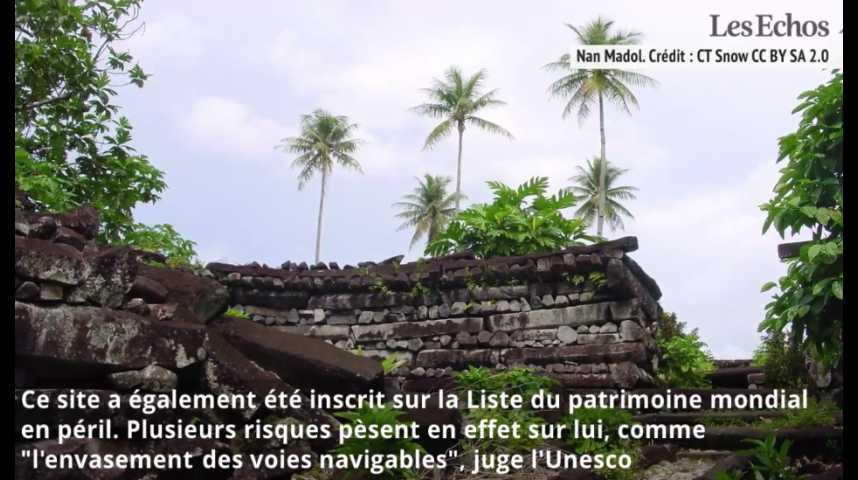 Illustration pour la vidéo Unesco : 4 nouveaux sites inscrits au patrimoine mondial de l'humanité