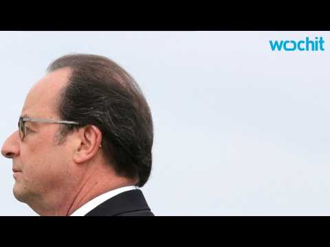 French Prez Hollande And His $11K A Month Barber Habit