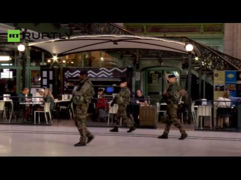 Security Stepped Up Across France Following Nice Attack