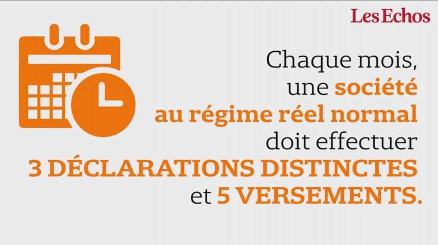 Illustration pour la vidéo 5,2 milliards d'euros : c'est le coût de la collecte des quelques 230 prélèvements qui pèsent sur les sociétés françaises