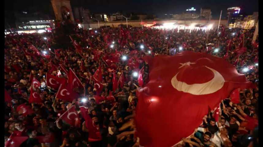 """Illustration pour la vidéo Turquie : après le coup d'Etat manqué, un """"grand ménage"""" qui inquiète la communauté internationale"""