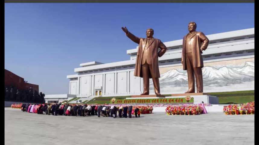 Illustration pour la vidéo La Corée du Nord procède à de nouveaux tirs de missiles