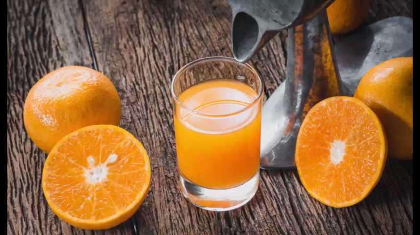 Illustration pour la vidéo Pourquoi la production de jus d'orange s'est effondrée