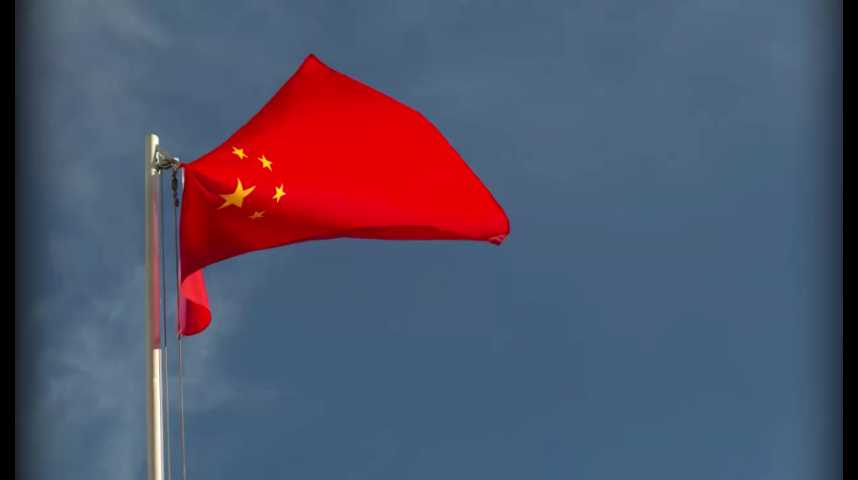 Illustration pour la vidéo Chine : nouveau coup dur pour les échanges commerciaux