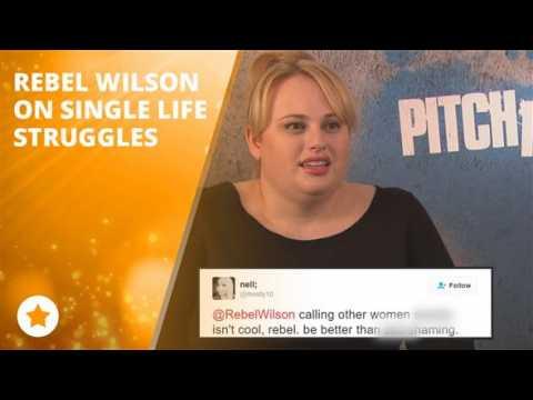 Is Rebel Wilson s!*t shaming on twitter?