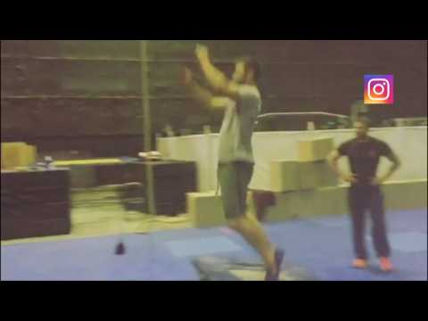 Chris Hemsworth Clumsy Stunt Video Goes Viral
