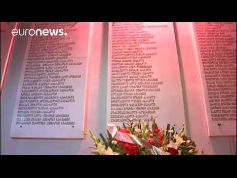 Georgia marks anniversary of 5-day war with South Ossetia