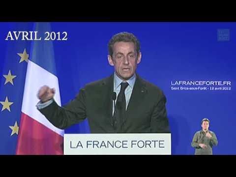 """Pour Sarkozy, écrire un livre ne sert qu'à """"encombrer les étagères et les entrepôts"""""""