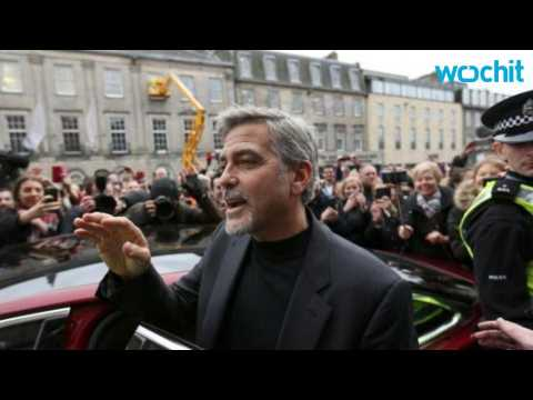 George Clooney Sounds Off on the Oscars
