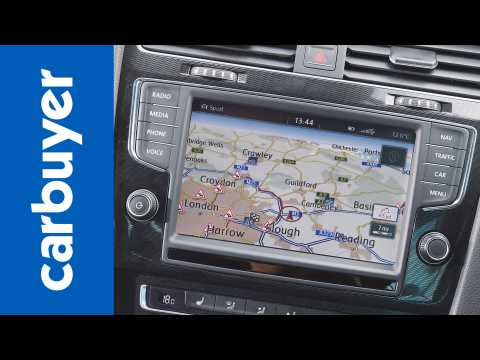 Volkswagen Discover review: in-car tech supertest