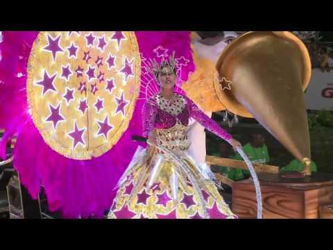 Le carnaval de Rio atteint son apothéose