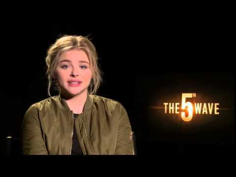 The 5th Wave - 1 Week To Go - Starring Chloe Grace Moretz - At Cinemas January 22