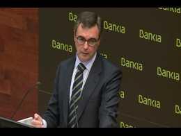 Bankia gana 1.040 millones en 2015, un 39,2% más