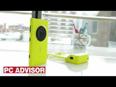 Lumia 1020 video review - 41Mp camera phone has striking design, but is expensive with poor battery life