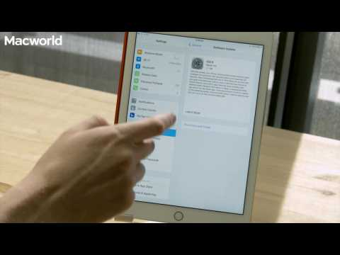 How to update to iOS 9