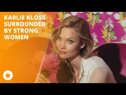 Karlie Kloss: I am who I am because of my family