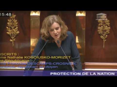 NKM charge sévèrement Valls sur la déchéance de la nationalité