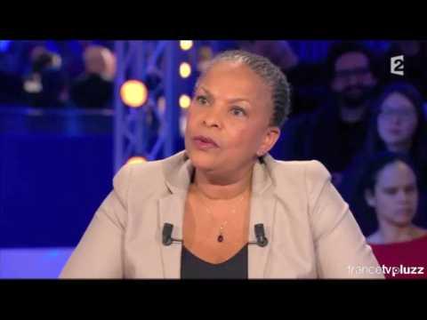 """Taubira dans ONPC : """"On ne part pas dans le vacarme"""""""