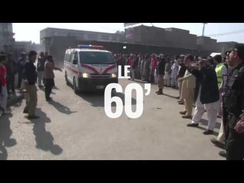 Pakistan : attaque des talibans contre une université