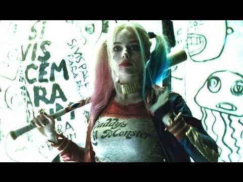 SUICIDE SQUAD Trailer # 2 (2016)